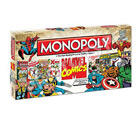 Marvel Comics Monopoly Board Game: Marvel Comics Monopoly: Not Available