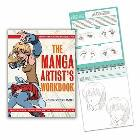 The Manga Artist's Workbook: Easy-To-Follow Lessons for Creating Your Own Characters: Christopher Hart