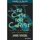The Case for Christ/The Case for Faith--Student Edition Leader's Guide: Jane Vogel &amp; Jane Vogel
