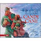 The Legend of the Candy Cane Board Book: Lori Walburg &amp; James Bernardin &amp; Pat Matuszak