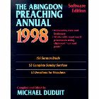 The Abingdon Preaching Annual: Michael Duduit