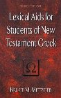 Lexical AIDS for Students of New Testament Greek: Bruce Metzger