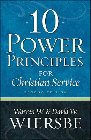 10 Power Principles for Christian Service: Warren Wiersbe & David Wiersbe