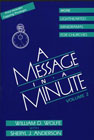 Message in a Minute, Volume 2: William Wolfe & Sheryl Anderson