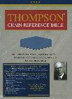Thompson Chain Reference Bible-NIV: Frank Thompson