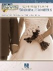 Christian Wedding Favorites [With CD (Audio)]: Hal Leonard Publishing Corporation