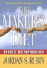 The Maker's Diet Daily Reminders: Jordan Rubin