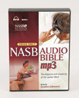 Voice Only Bible-NASB: The Elegance and Simplicity of the Spoken Word [With DVD]: Stephen Johnstone