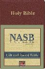 Gift and Award Bible-NASB: Foundation Publication Inc